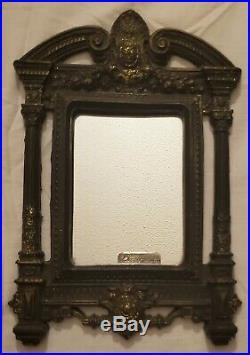14pc Lot Vtg Turner Wall Decor Sconces Mirrors Plaques Keys Shelf Roman Greek