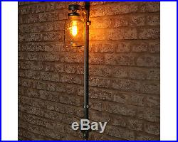 2 X COPPIN Plug in Wall Light Lamp Industrial Style Vintage CE MARKED