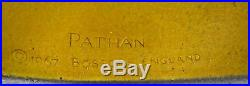 Bossons Large Pathan 1967 Punjabi 1964 Kurd 1963 Heads Wall Plaques Vintage