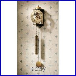 Design Toscano The Templeton Regulator Wall Clock