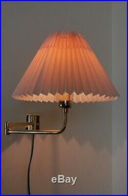 HORN Wall Lamp DANISH Modern Vintage Mid Century Fog & Morup Lyfa Eames 60s 70s