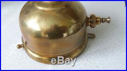 Lovely Rare Vintage Brass Tilley Wall Lamp Wl25 /27