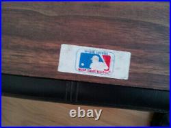 New York NY Yankees Thurman Munson MLB Memorial Wall Photo Plaque Stats HOF Vtg