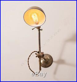 O. C. White Vintage Style Adjustable Wall Mount Extension Boom Light Lamp