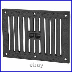 ORNATE VINTAGE STYLE Ventilation Grille Wall Air Vent open shut cover