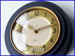Rare! 1920/30 Antique german SIEMENS Industrial Clock factory wall Bauhaus old