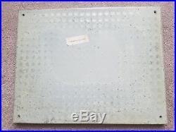 Vintage 1983 McDonald's Ray Kroc Restaurant Wall Plaque Sign 18 X 14 RARE